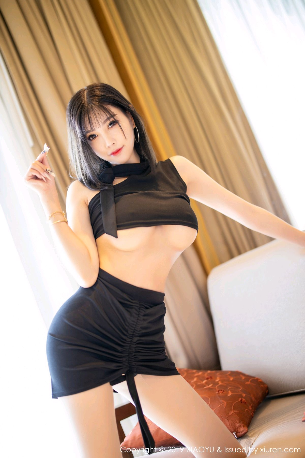 [XiaoYu] Vol.134 Yang Chen Chen 43P, Tall, Underwear, XiaoYu, Yang Chen Chen