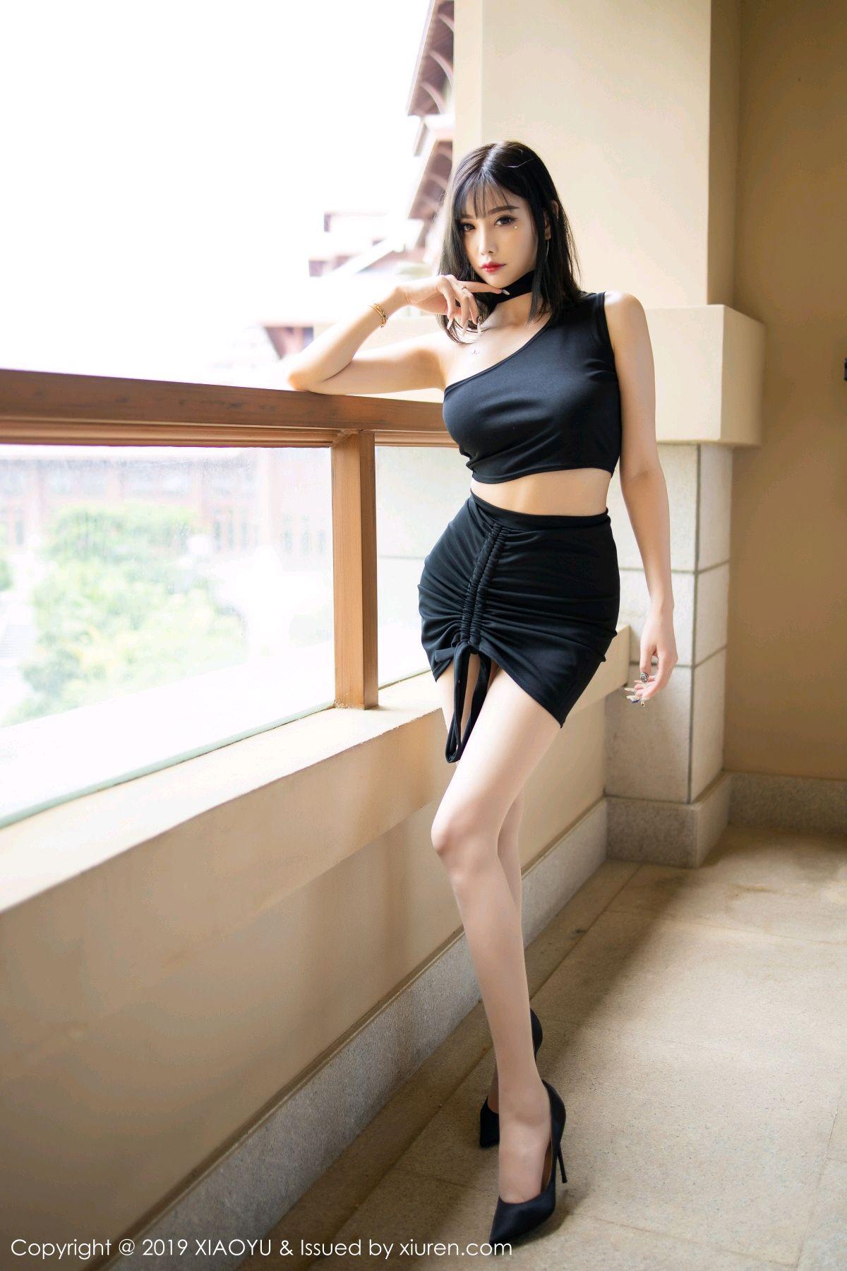[XiaoYu] Vol.134 Yang Chen Chen 60P, Tall, Underwear, XiaoYu, Yang Chen Chen