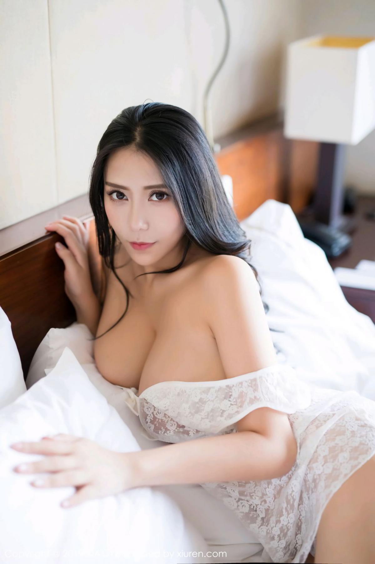 [XiaoYu] Vol.136 An Ke Er 10P, An Ke Er, Underwear, XiaoYu