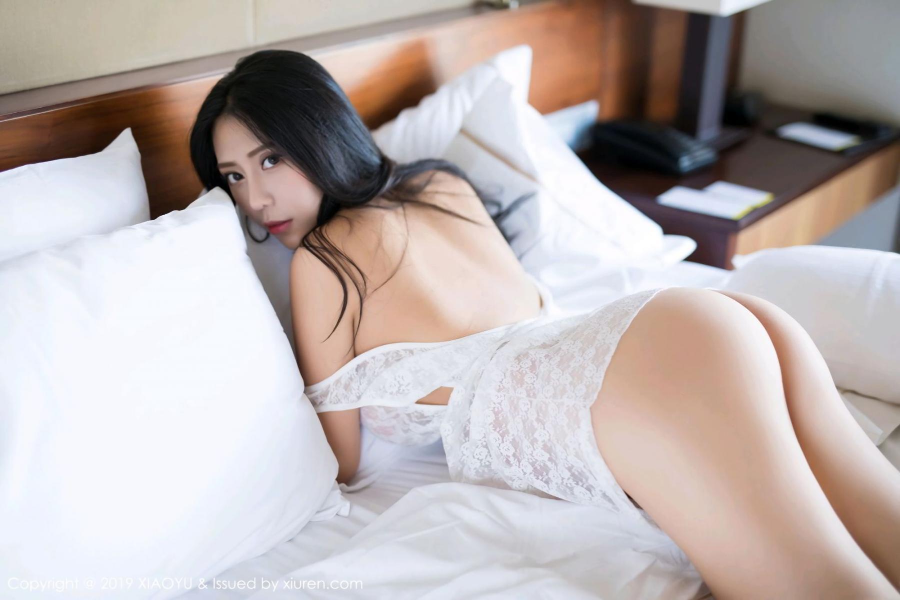 [XiaoYu] Vol.136 An Ke Er 11P, An Ke Er, Underwear, XiaoYu