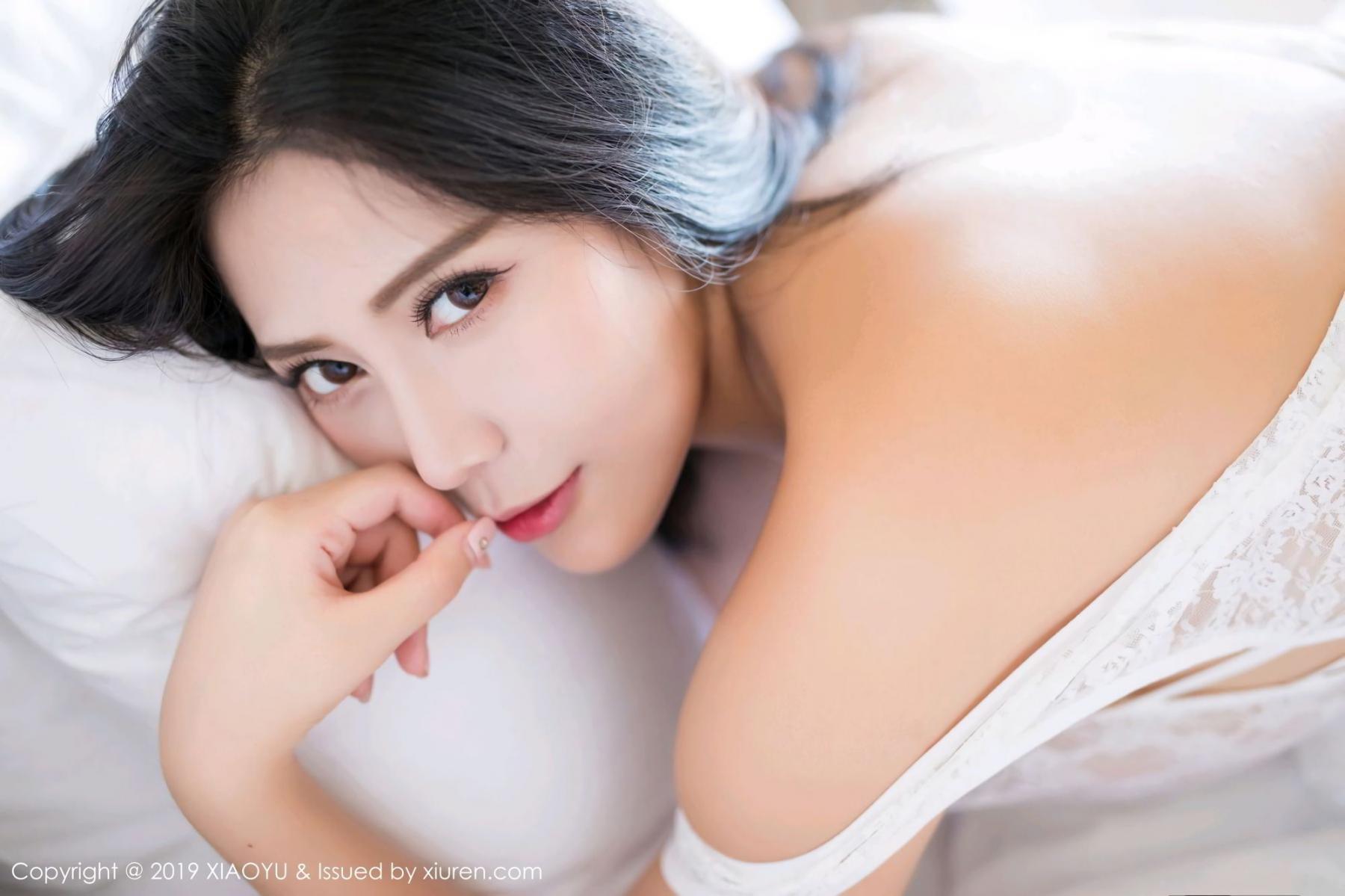 [XiaoYu] Vol.136 An Ke Er 15P, An Ke Er, Underwear, XiaoYu
