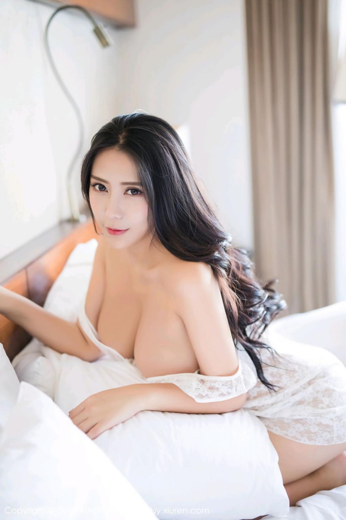 [XiaoYu] Vol.136 An Ke Er 16P, An Ke Er, Underwear, XiaoYu
