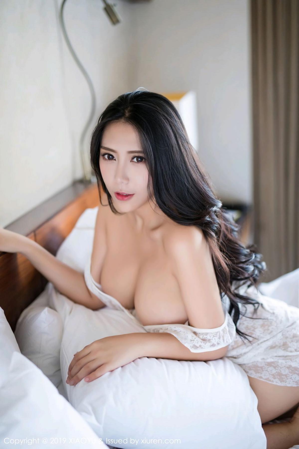 [XiaoYu] Vol.136 An Ke Er 17P, An Ke Er, Underwear, XiaoYu