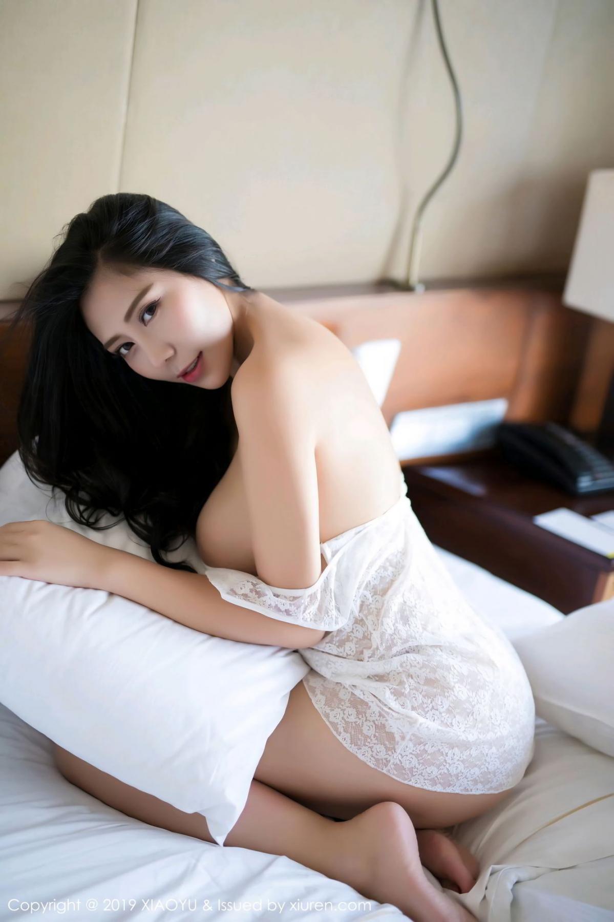 [XiaoYu] Vol.136 An Ke Er 18P, An Ke Er, Underwear, XiaoYu
