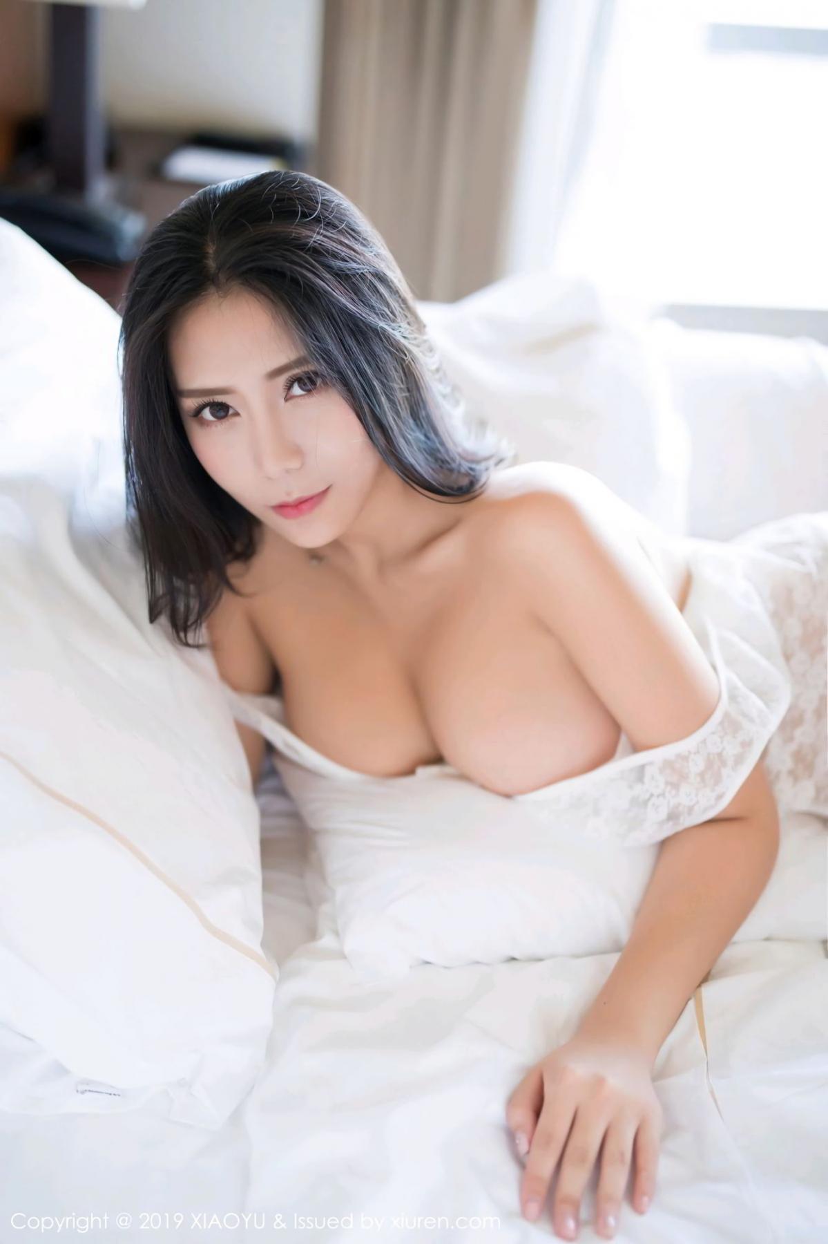 [XiaoYu] Vol.136 An Ke Er 19P, An Ke Er, Underwear, XiaoYu