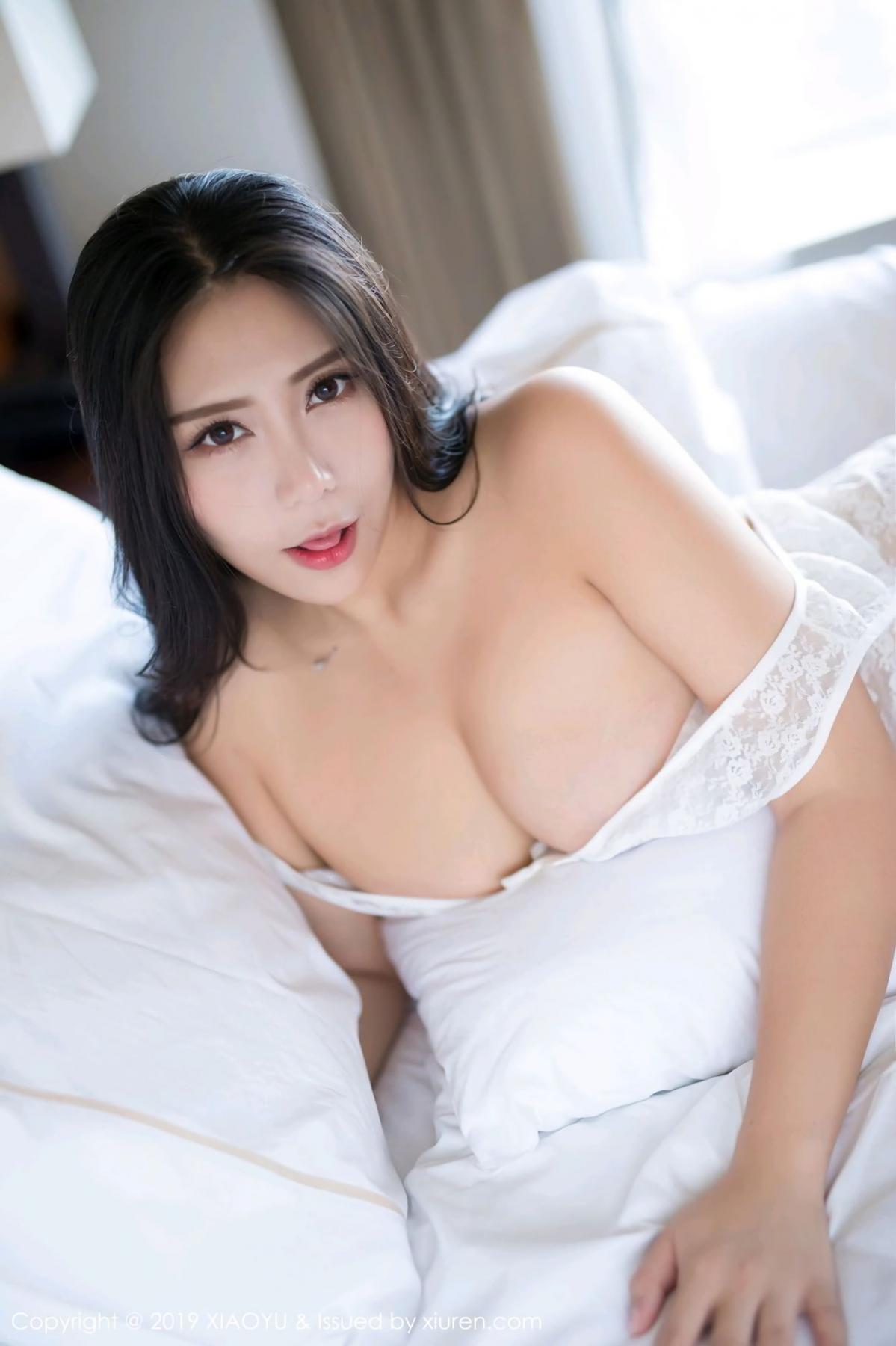 [XiaoYu] Vol.136 An Ke Er 20P, An Ke Er, Underwear, XiaoYu