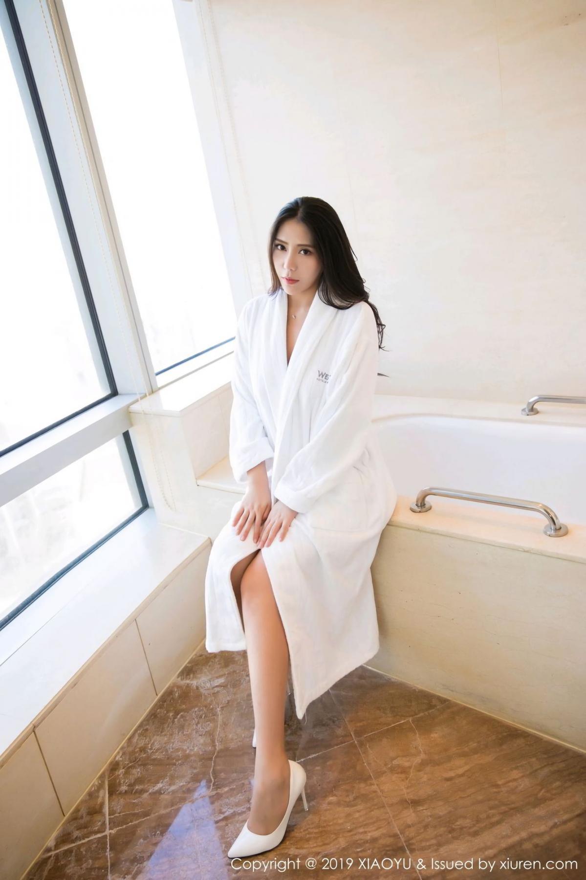 [XiaoYu] Vol.136 An Ke Er 22P, An Ke Er, Underwear, XiaoYu