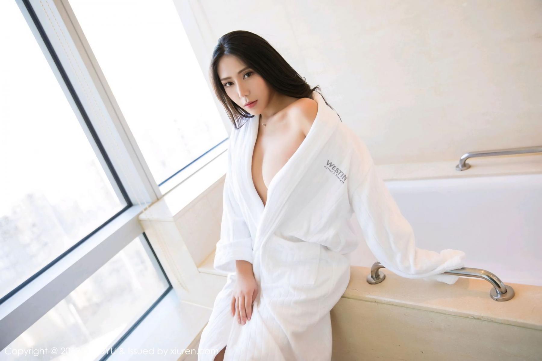 [XiaoYu] Vol.136 An Ke Er 23P, An Ke Er, Underwear, XiaoYu