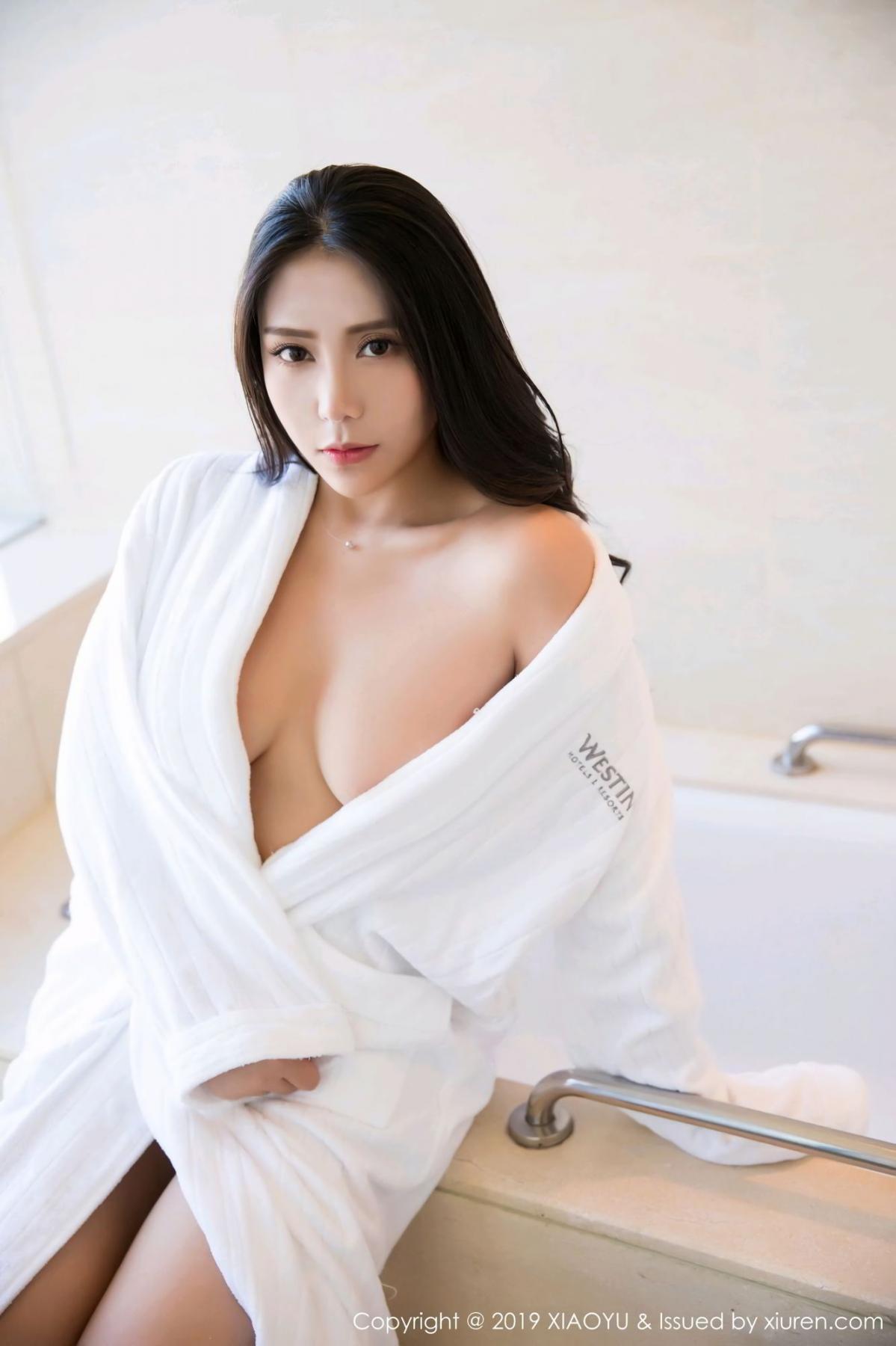 [XiaoYu] Vol.136 An Ke Er 24P, An Ke Er, Underwear, XiaoYu
