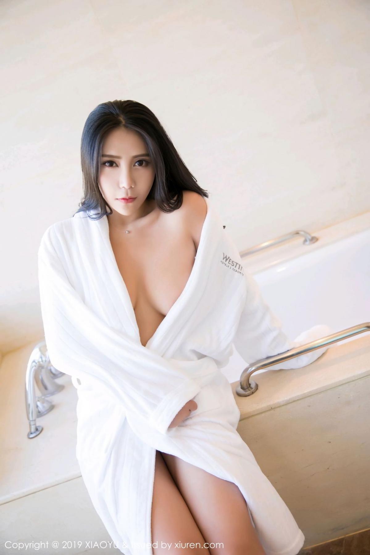 [XiaoYu] Vol.136 An Ke Er 25P, An Ke Er, Underwear, XiaoYu