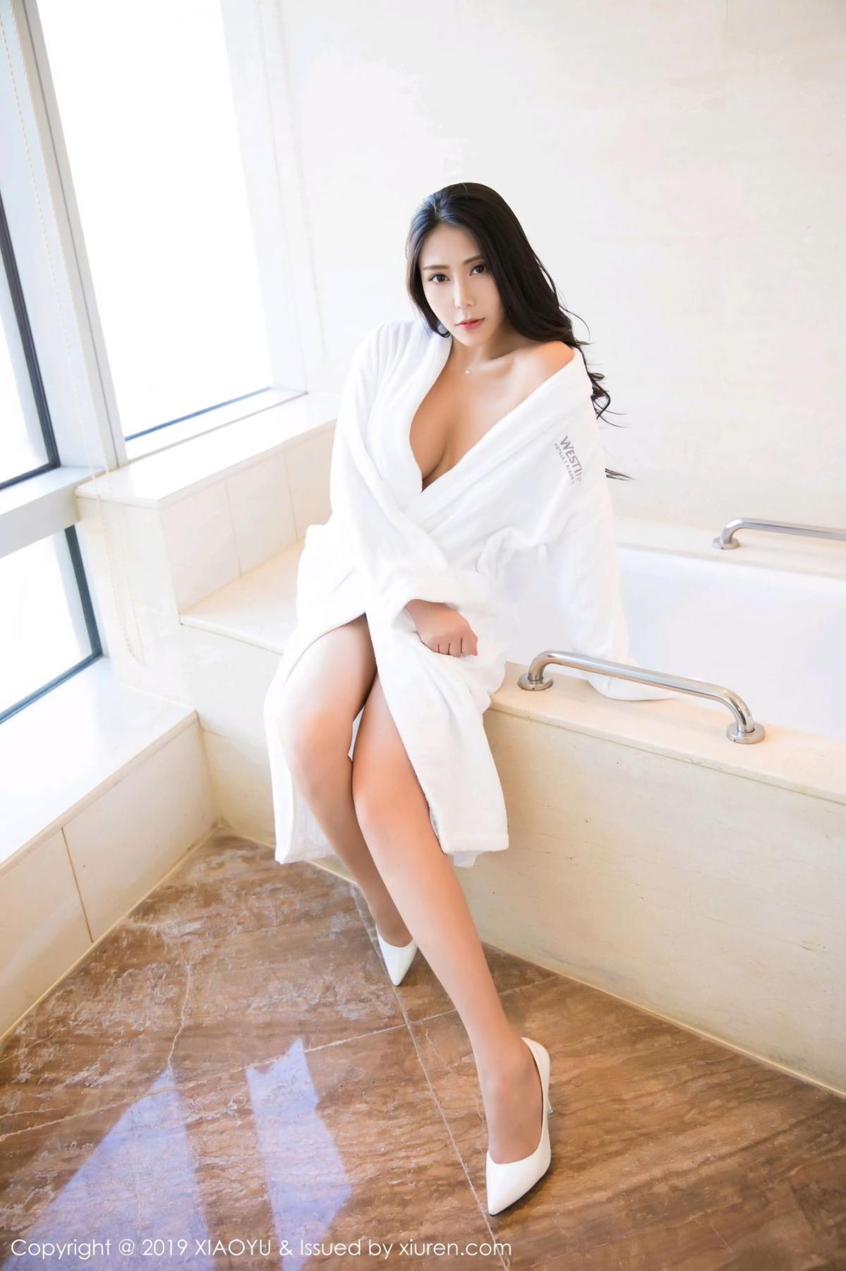 [XiaoYu] Vol.136 An Ke Er 27P, An Ke Er, Underwear, XiaoYu