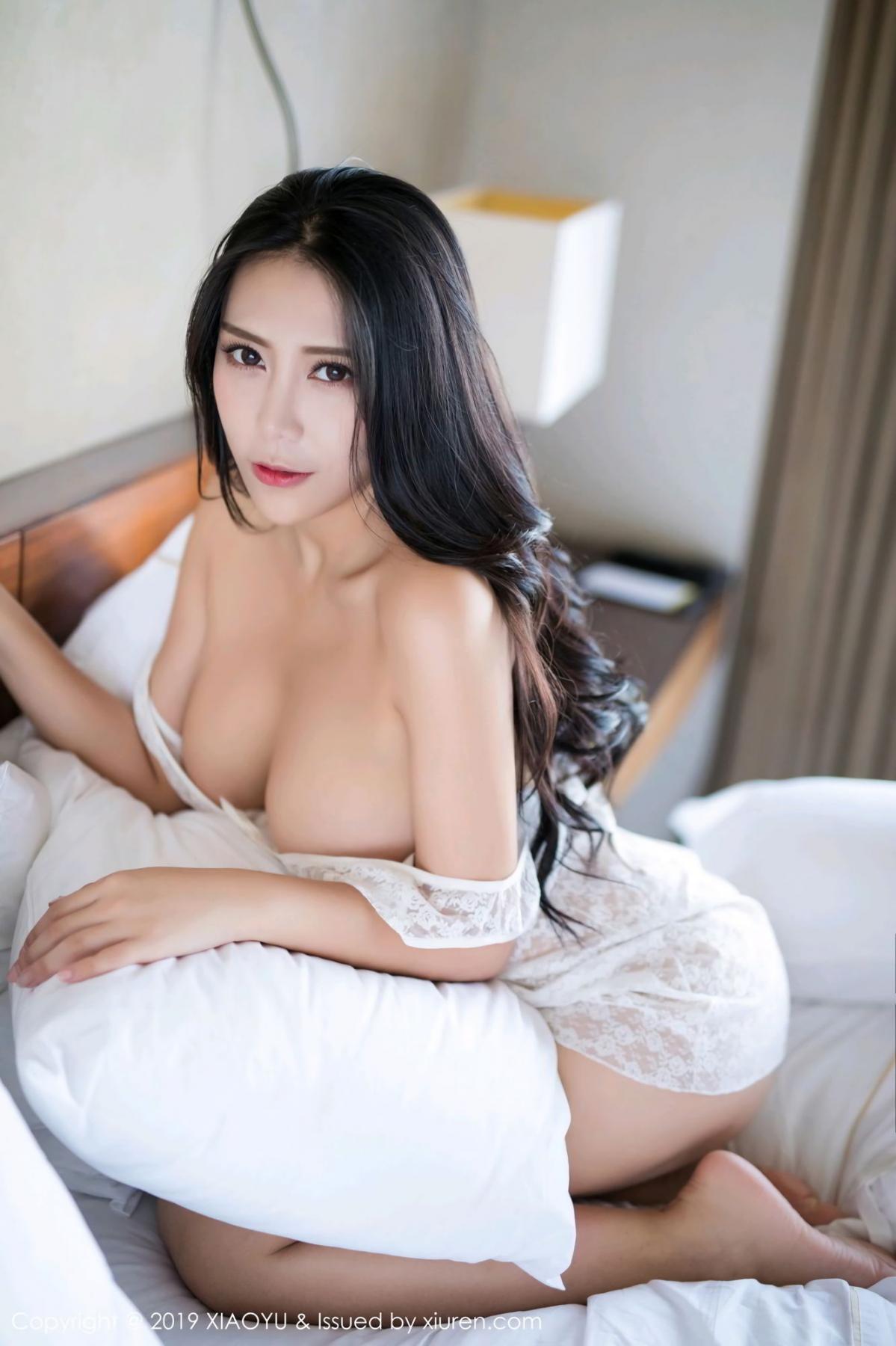 [XiaoYu] Vol.136 An Ke Er 2P, An Ke Er, Underwear, XiaoYu