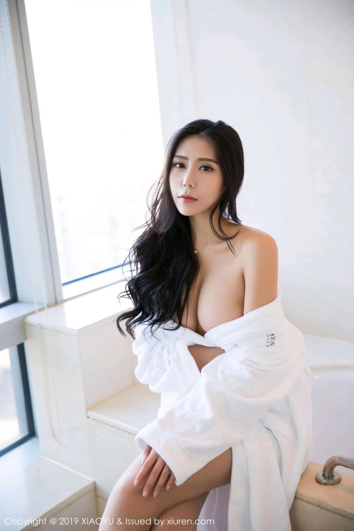[XiaoYu] Vol.136 An Ke Er 32P, An Ke Er, Underwear, XiaoYu