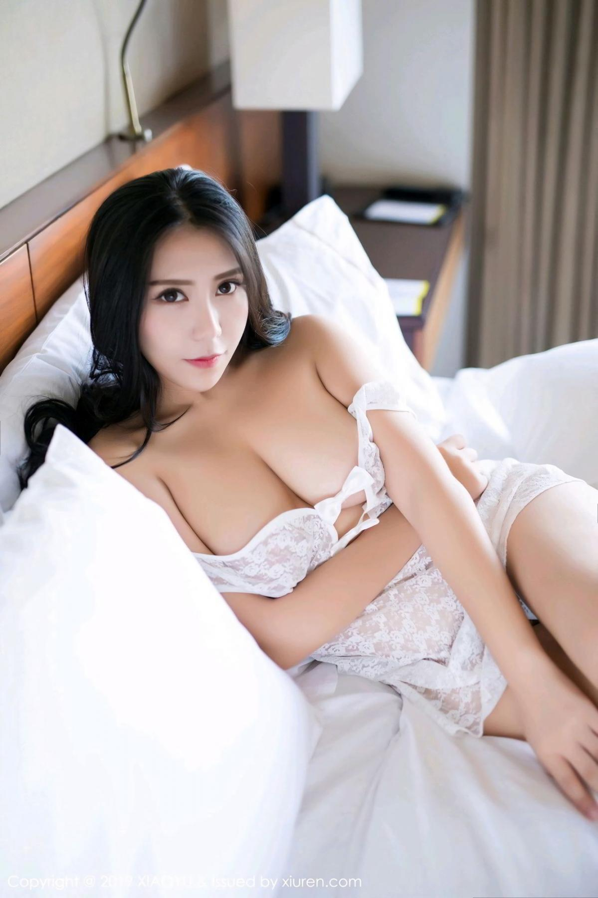 [XiaoYu] Vol.136 An Ke Er 3P, An Ke Er, Underwear, XiaoYu