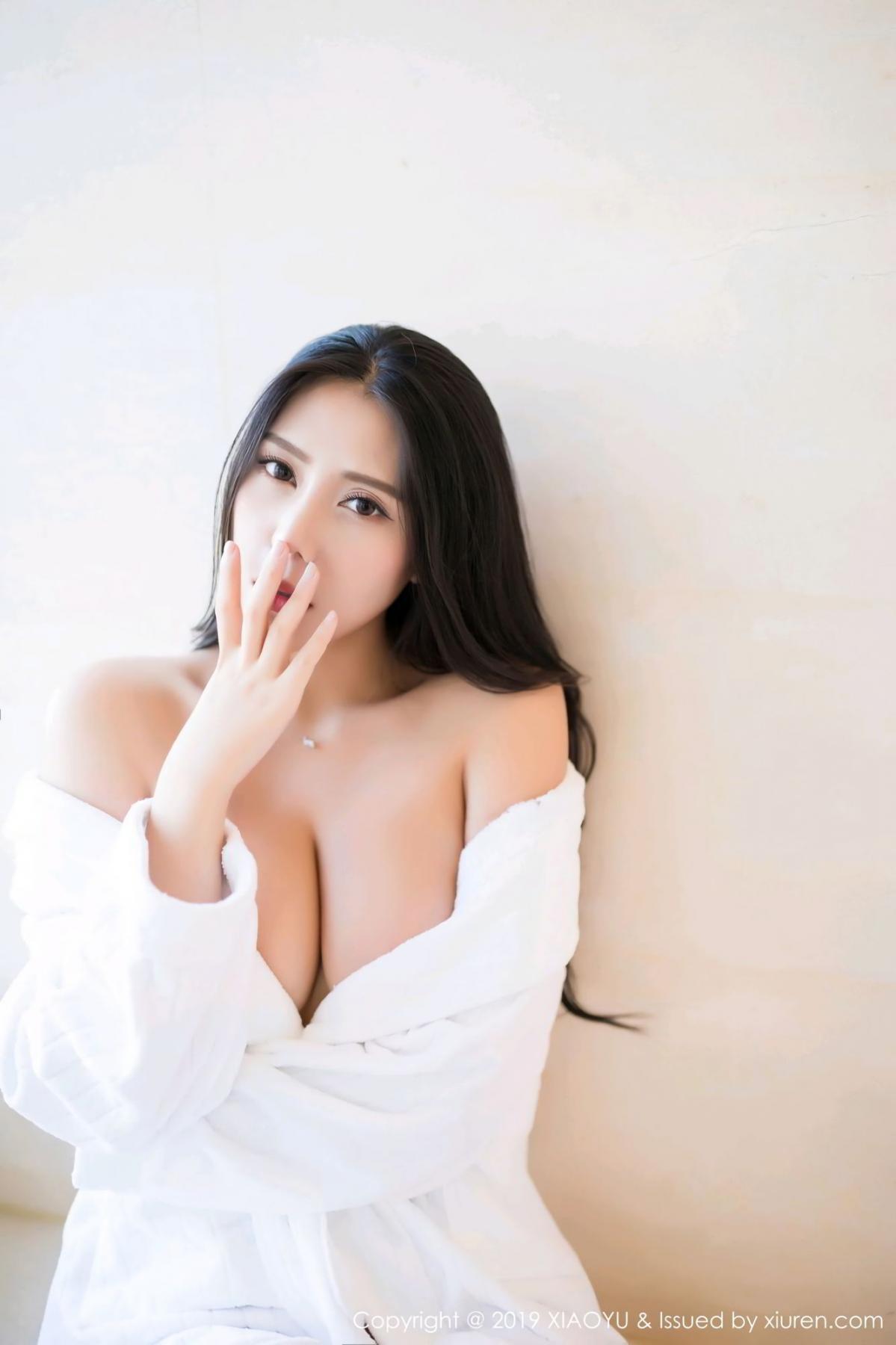 [XiaoYu] Vol.136 An Ke Er 41P, An Ke Er, Underwear, XiaoYu
