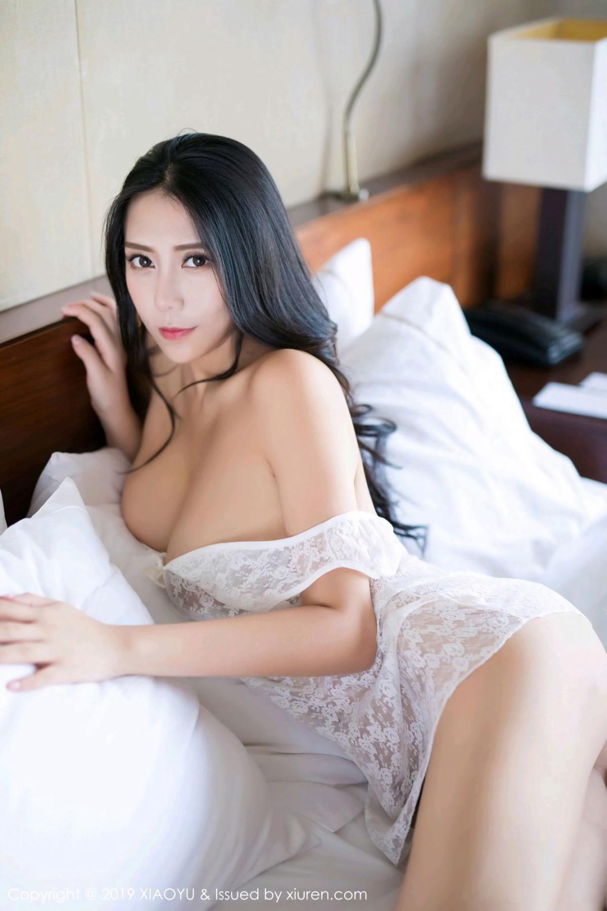 [XiaoYu] Vol.136 An Ke Er 4P, An Ke Er, Underwear, XiaoYu