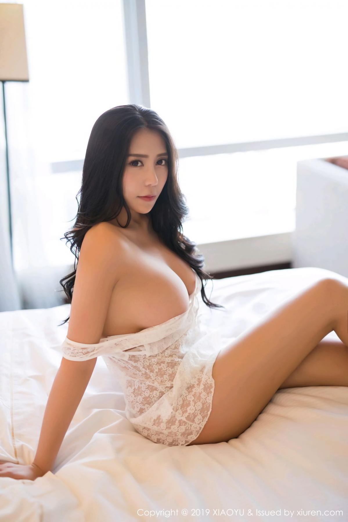 [XiaoYu] Vol.136 An Ke Er 7P, An Ke Er, Underwear, XiaoYu