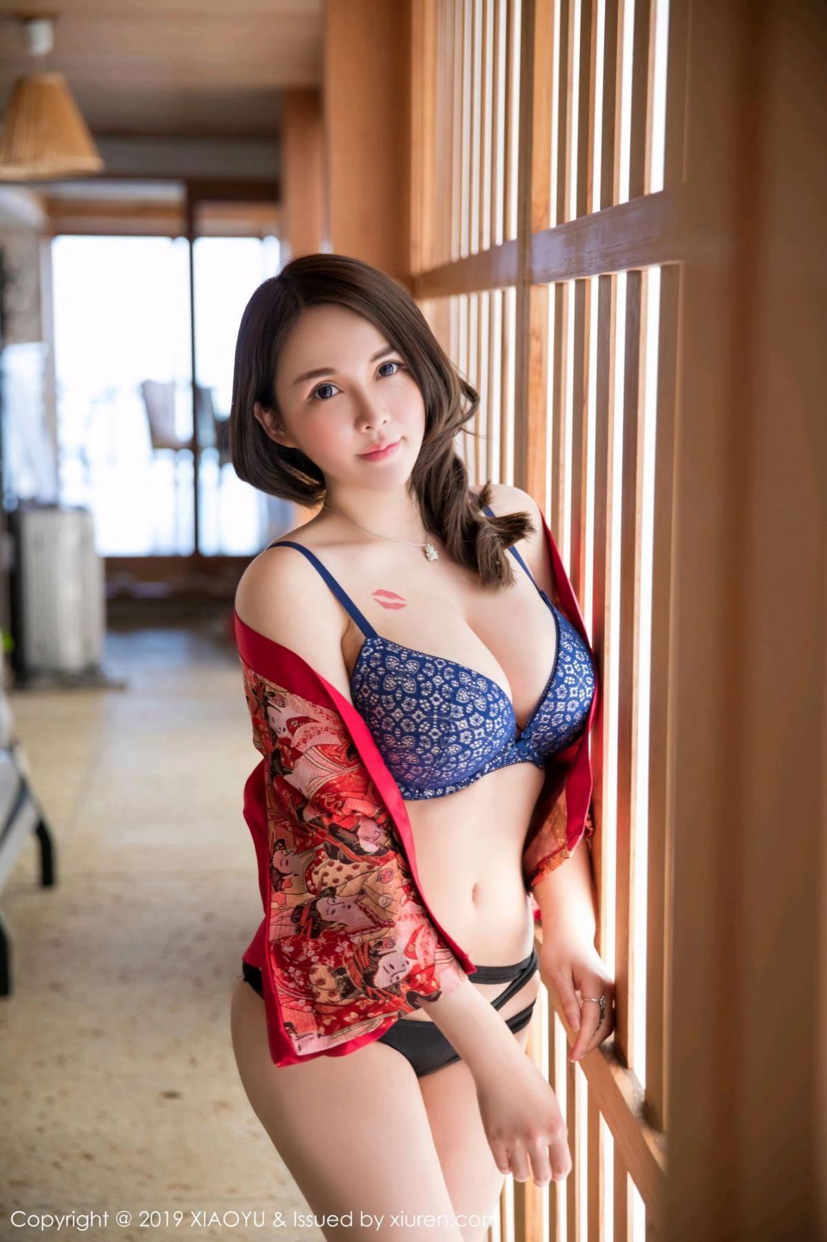 [XiaoYu] Vol.137 Shen Mi Tao 16P, Kimono, Shen Mi Tao, Underwear, XiaoYu