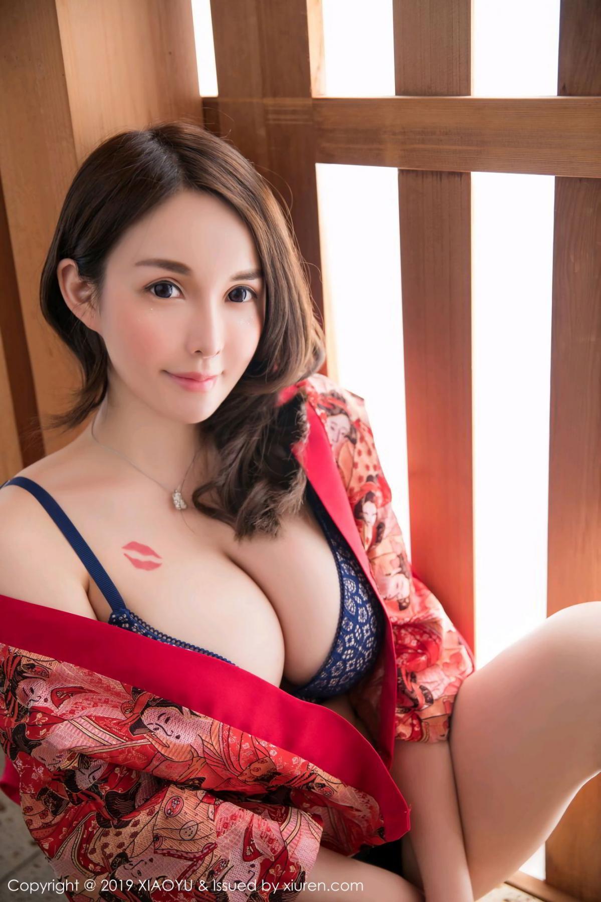 [XiaoYu] Vol.137 Shen Mi Tao 21P, Kimono, Shen Mi Tao, Underwear, XiaoYu