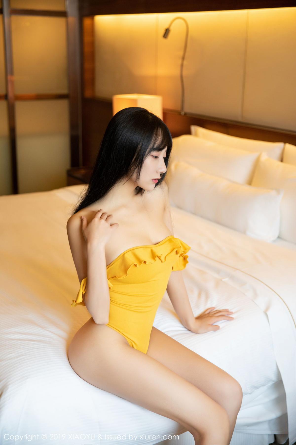 [XiaoYu] Vol.140 He Jia Ying 14P, He Jia Ying, Tall, XiaoYu