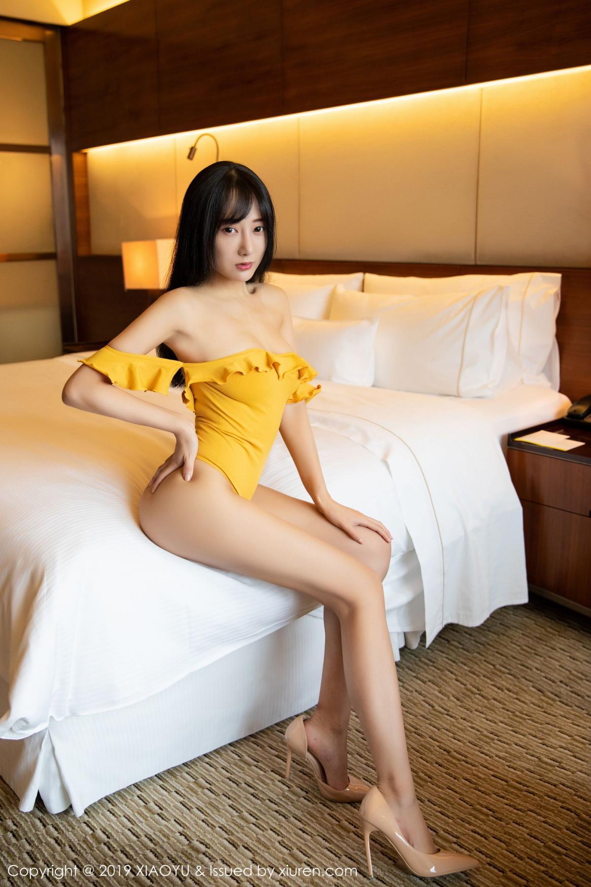 [XiaoYu] Vol.140 He Jia Ying 15P, He Jia Ying, Tall, XiaoYu