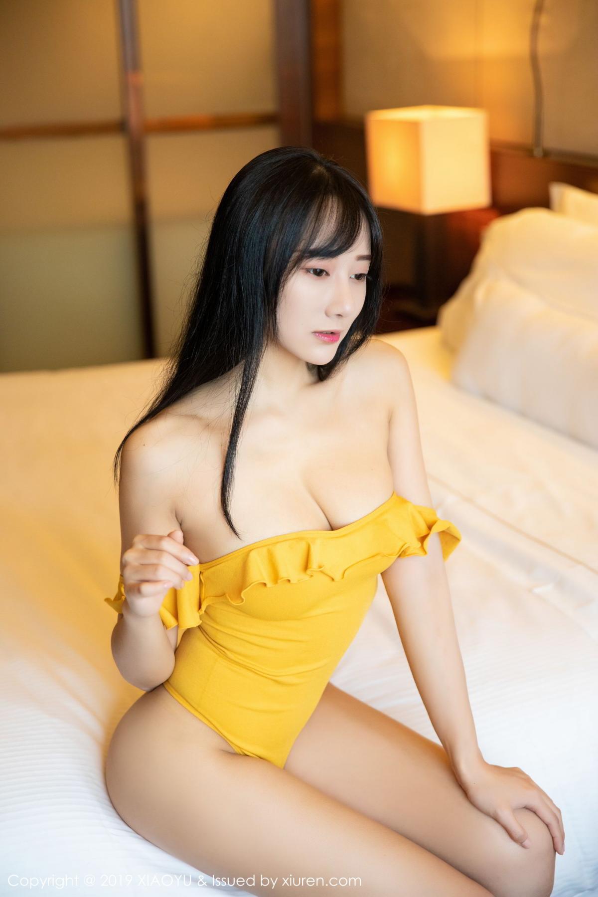 [XiaoYu] Vol.140 He Jia Ying 19P, He Jia Ying, Tall, XiaoYu