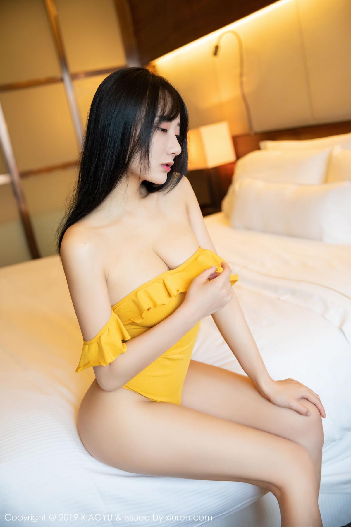 [XiaoYu] Vol.140 He Jia Ying 21P, He Jia Ying, Tall, XiaoYu