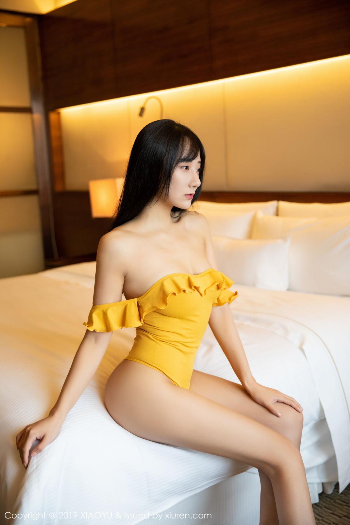 [XiaoYu] Vol.140 He Jia Ying 3P, He Jia Ying, Tall, XiaoYu