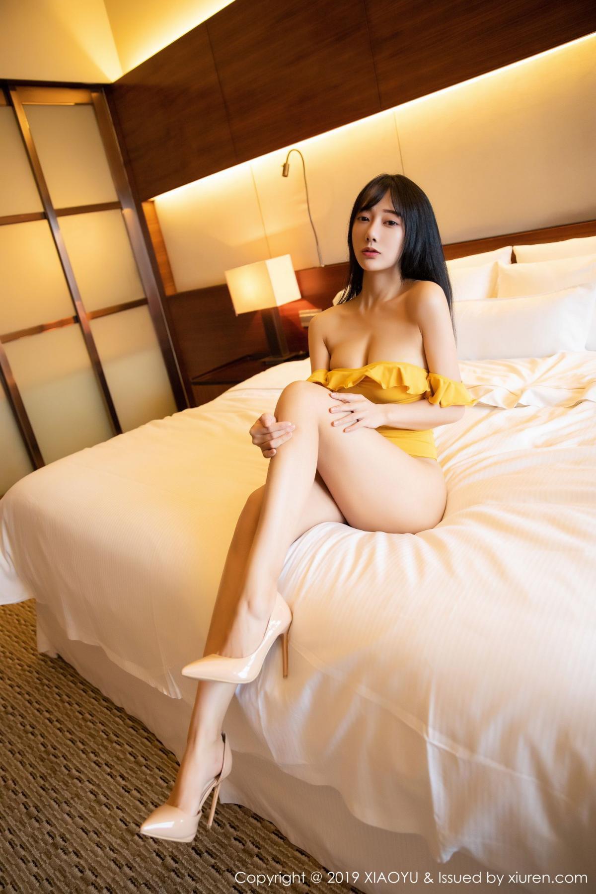 [XiaoYu] Vol.140 He Jia Ying 43P, He Jia Ying, Tall, XiaoYu
