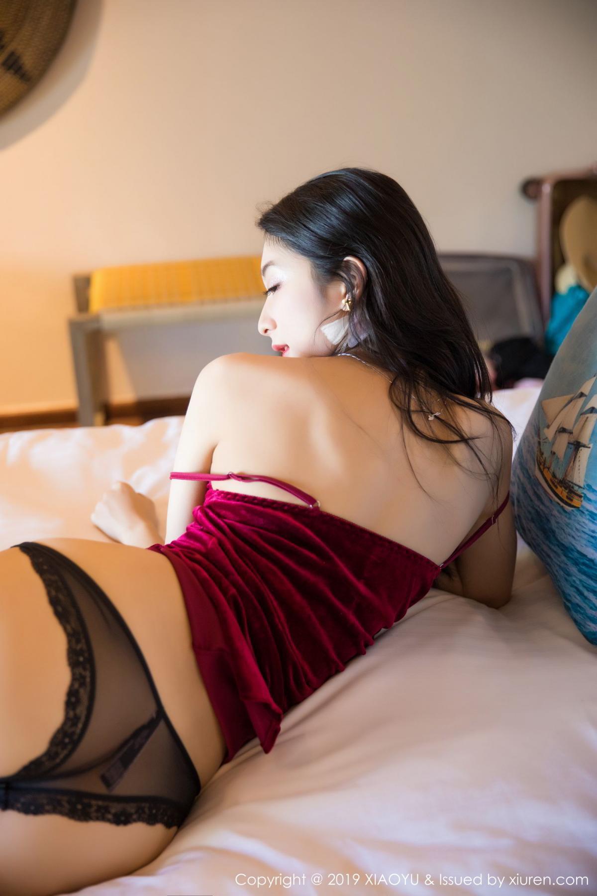 [XiaoYu] Vol.141 Di Yi 12P, Di Yi, Underwear, XiaoYu