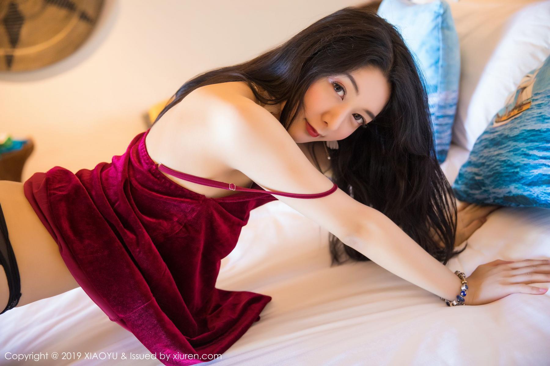 [XiaoYu] Vol.141 Di Yi 15P, Di Yi, Underwear, XiaoYu