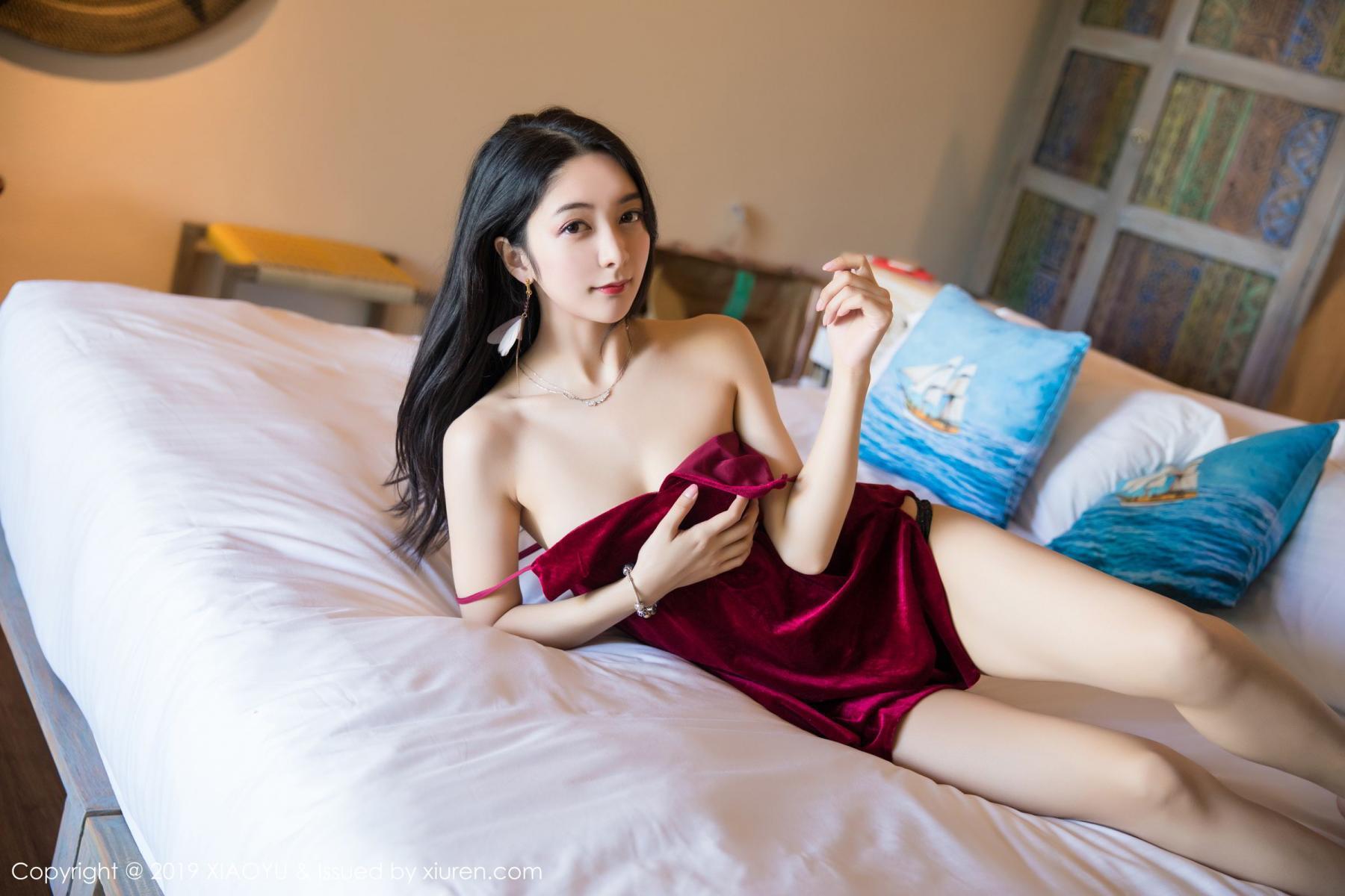 [XiaoYu] Vol.141 Di Yi 24P, Di Yi, Underwear, XiaoYu