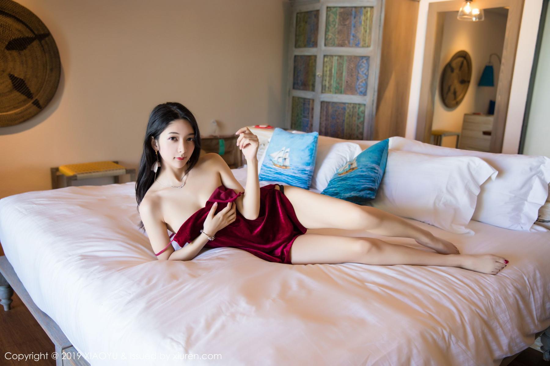 [XiaoYu] Vol.141 Di Yi 25P, Di Yi, Underwear, XiaoYu