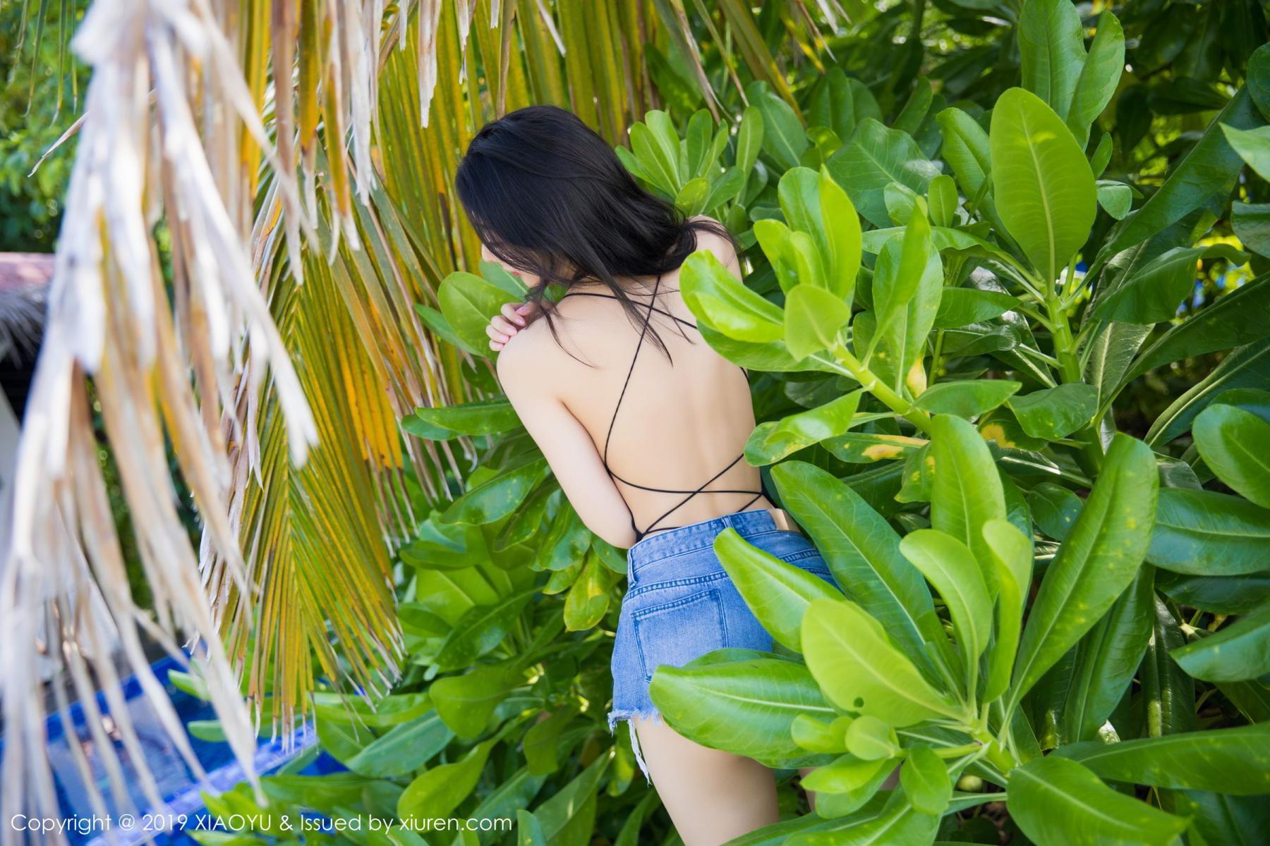 [XiaoYu] Vol.141 Di Yi 37P, Di Yi, Underwear, XiaoYu