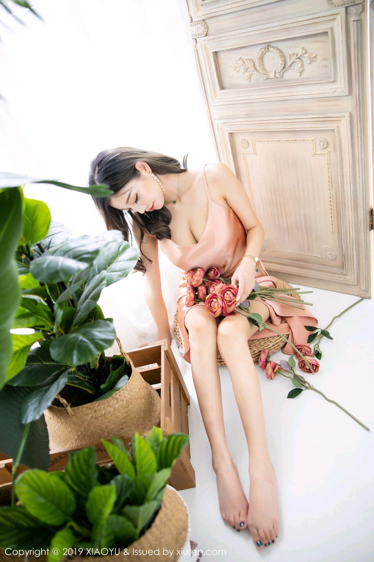 [XiaoYu] Vol.143 Yang Chen Chen 14P, Underwear, XiaoYu, Yang Chen Chen