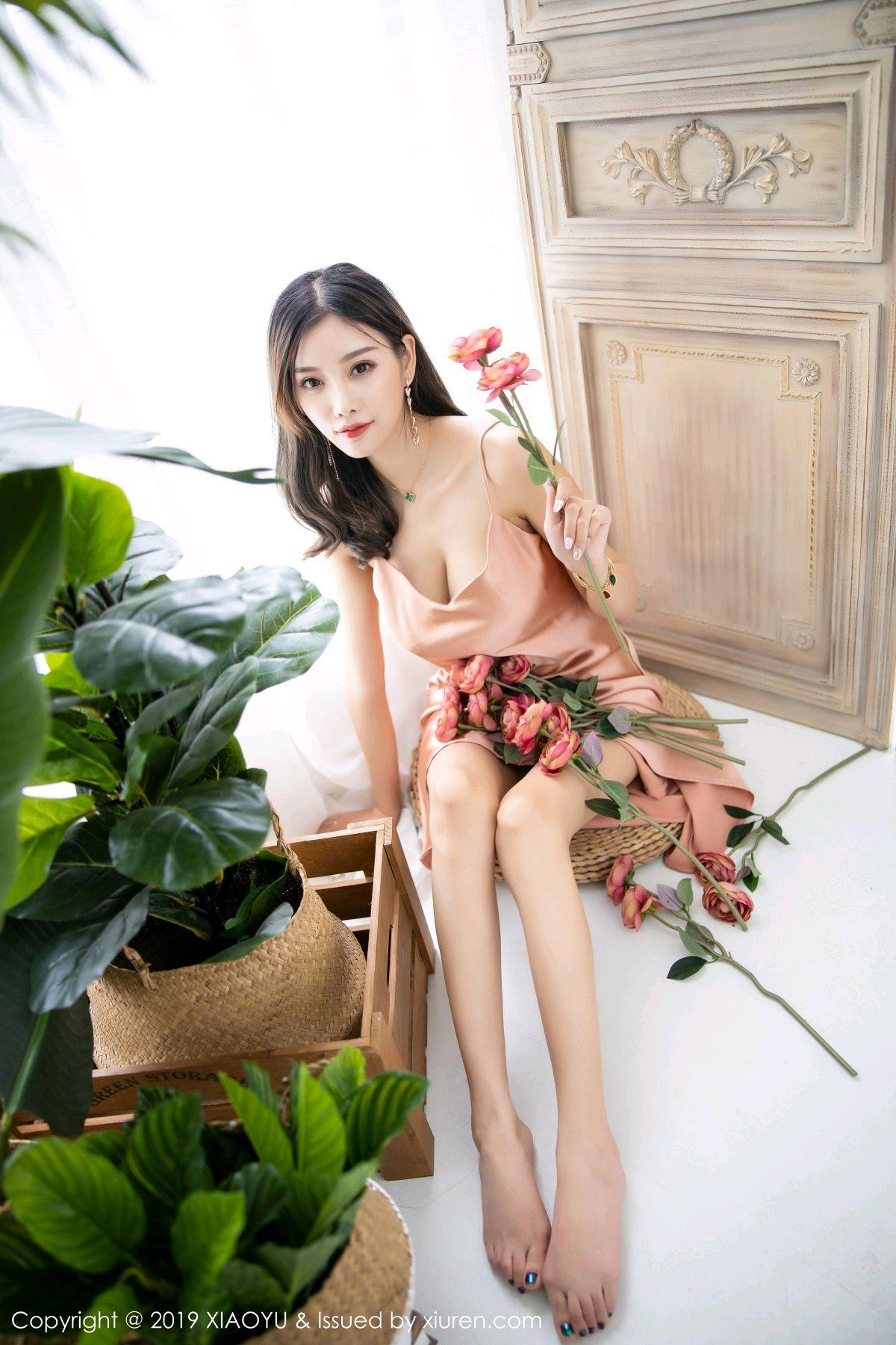 [XiaoYu] Vol.143 Yang Chen Chen 15P, Underwear, XiaoYu, Yang Chen Chen