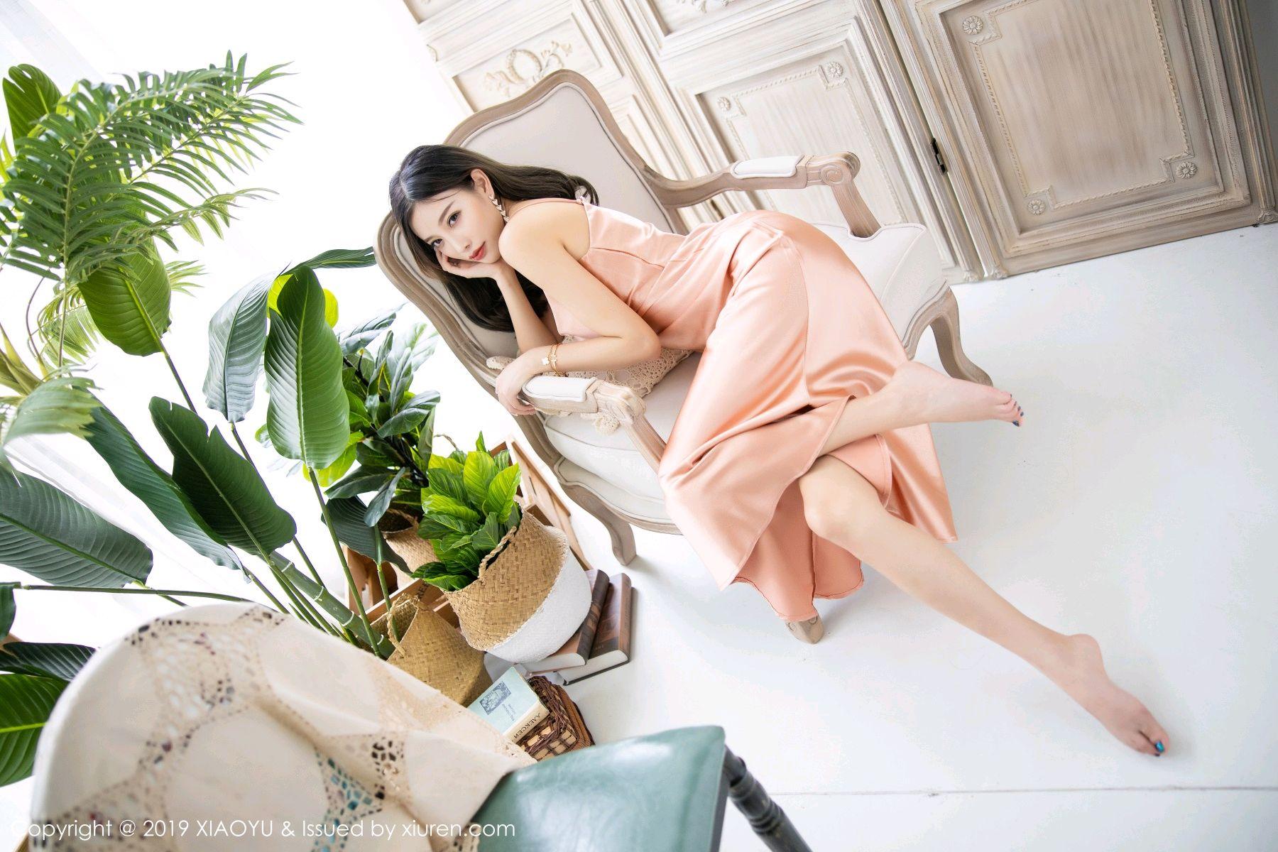 [XiaoYu] Vol.143 Yang Chen Chen 1P, Underwear, XiaoYu, Yang Chen Chen