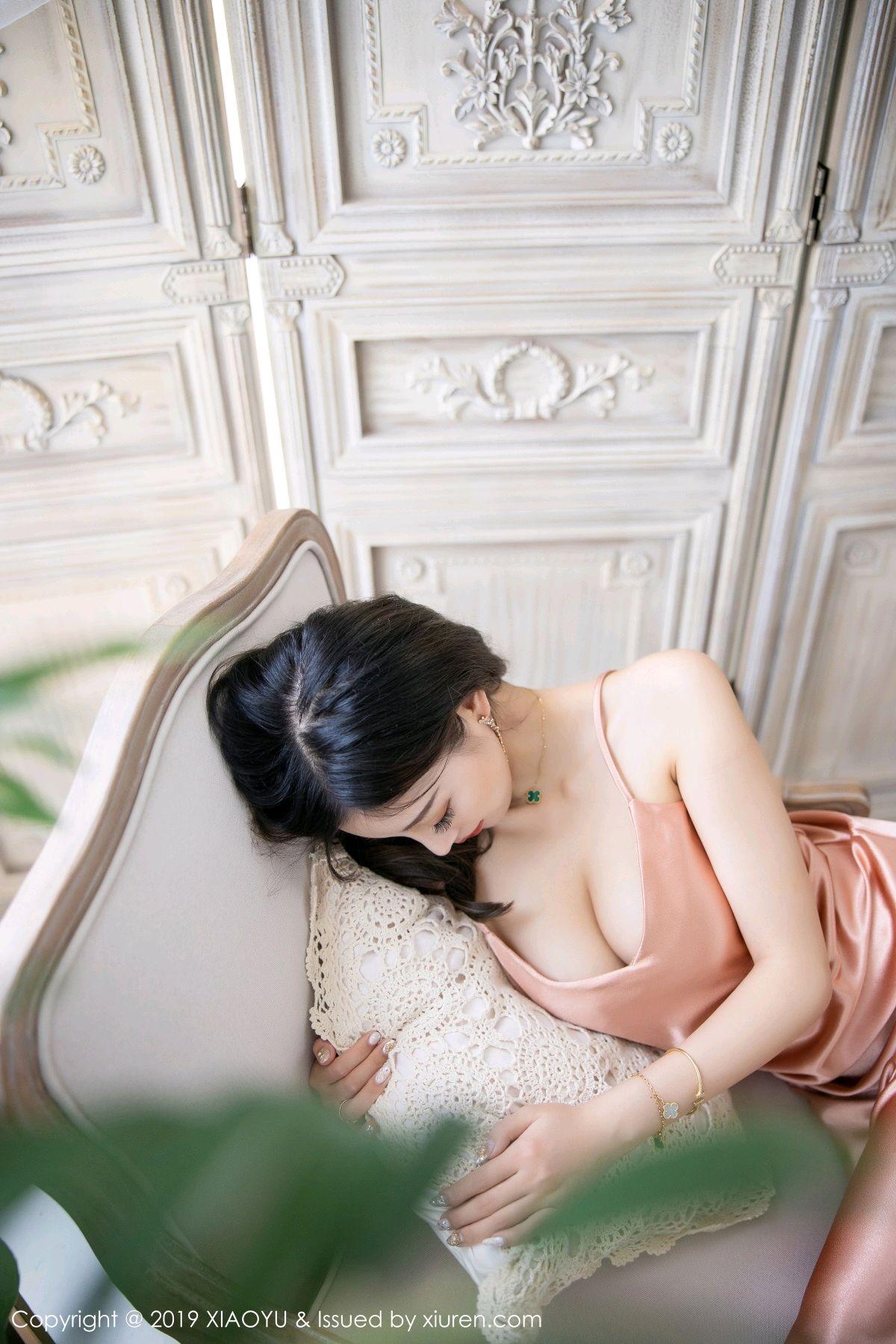 [XiaoYu] Vol.143 Yang Chen Chen 6P, Underwear, XiaoYu, Yang Chen Chen
