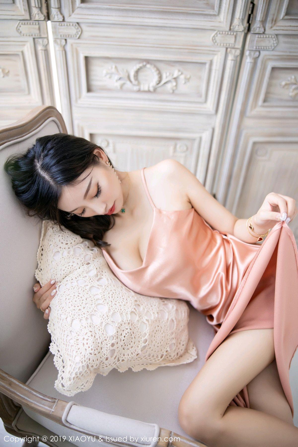 [XiaoYu] Vol.143 Yang Chen Chen 7P, Underwear, XiaoYu, Yang Chen Chen