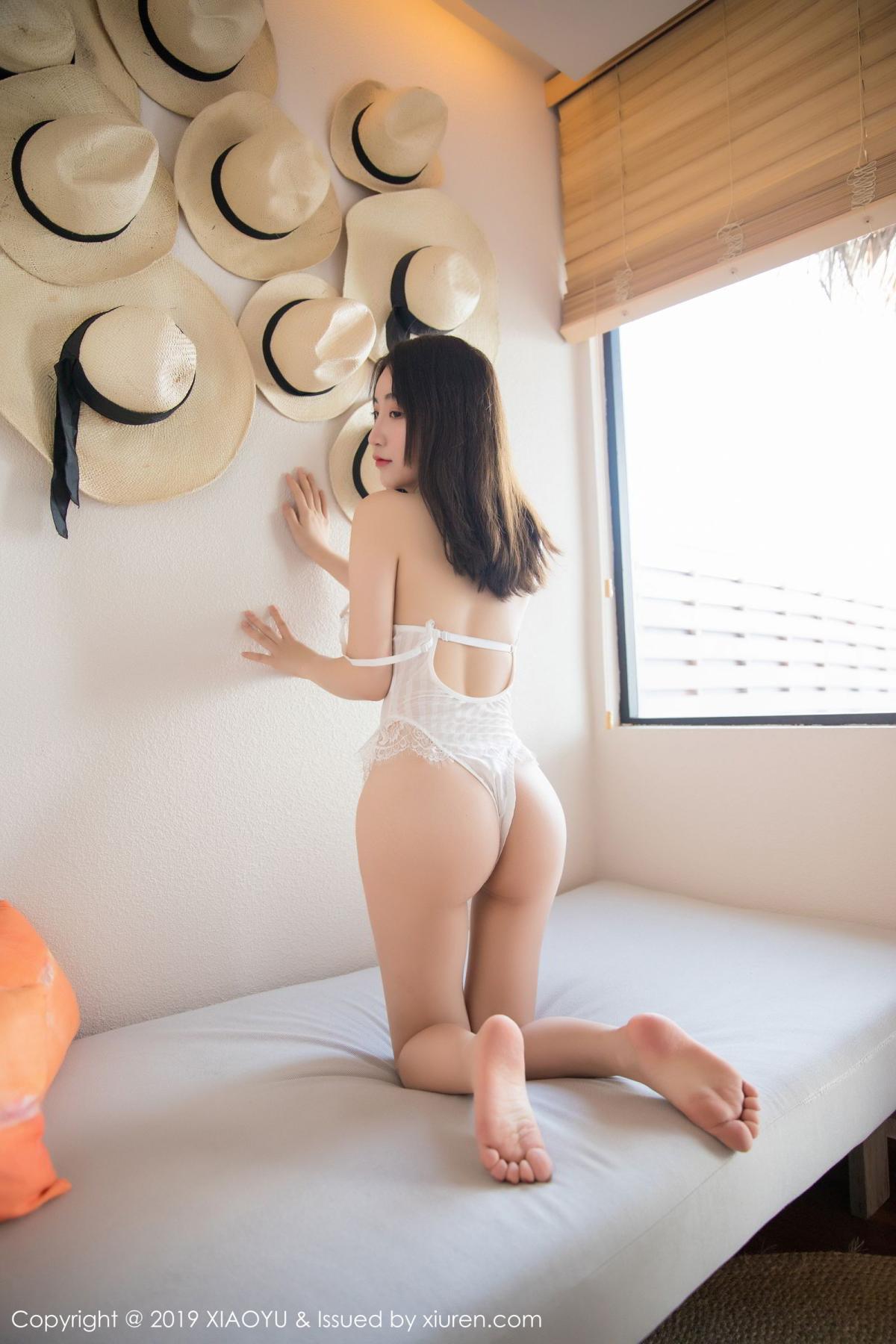 [XiaoYu] Vol.147 Xie Zhi Xin 10P, Bathroom, Big Booty, Wet, XiaoYu, Xie Zhi Xin