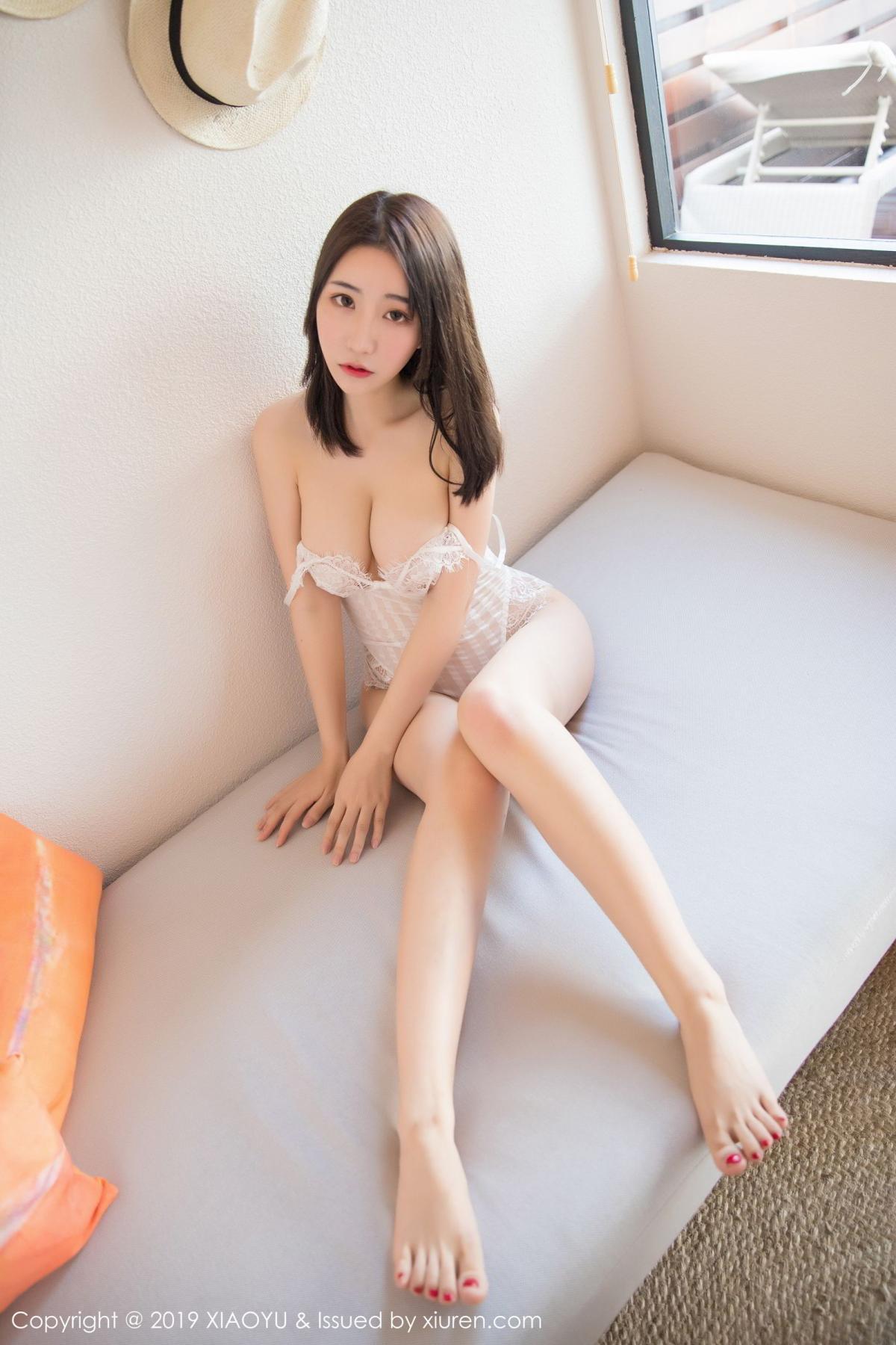 [XiaoYu] Vol.147 Xie Zhi Xin 12P, Bathroom, Big Booty, Wet, XiaoYu, Xie Zhi Xin