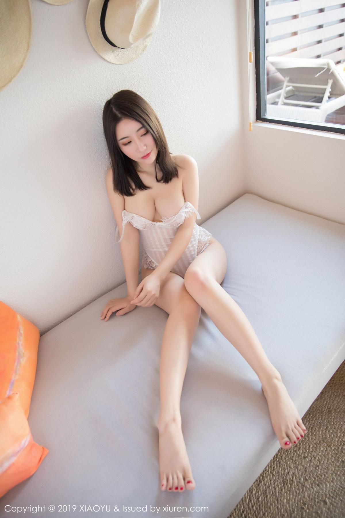 [XiaoYu] Vol.147 Xie Zhi Xin 15P, Bathroom, Big Booty, Wet, XiaoYu, Xie Zhi Xin