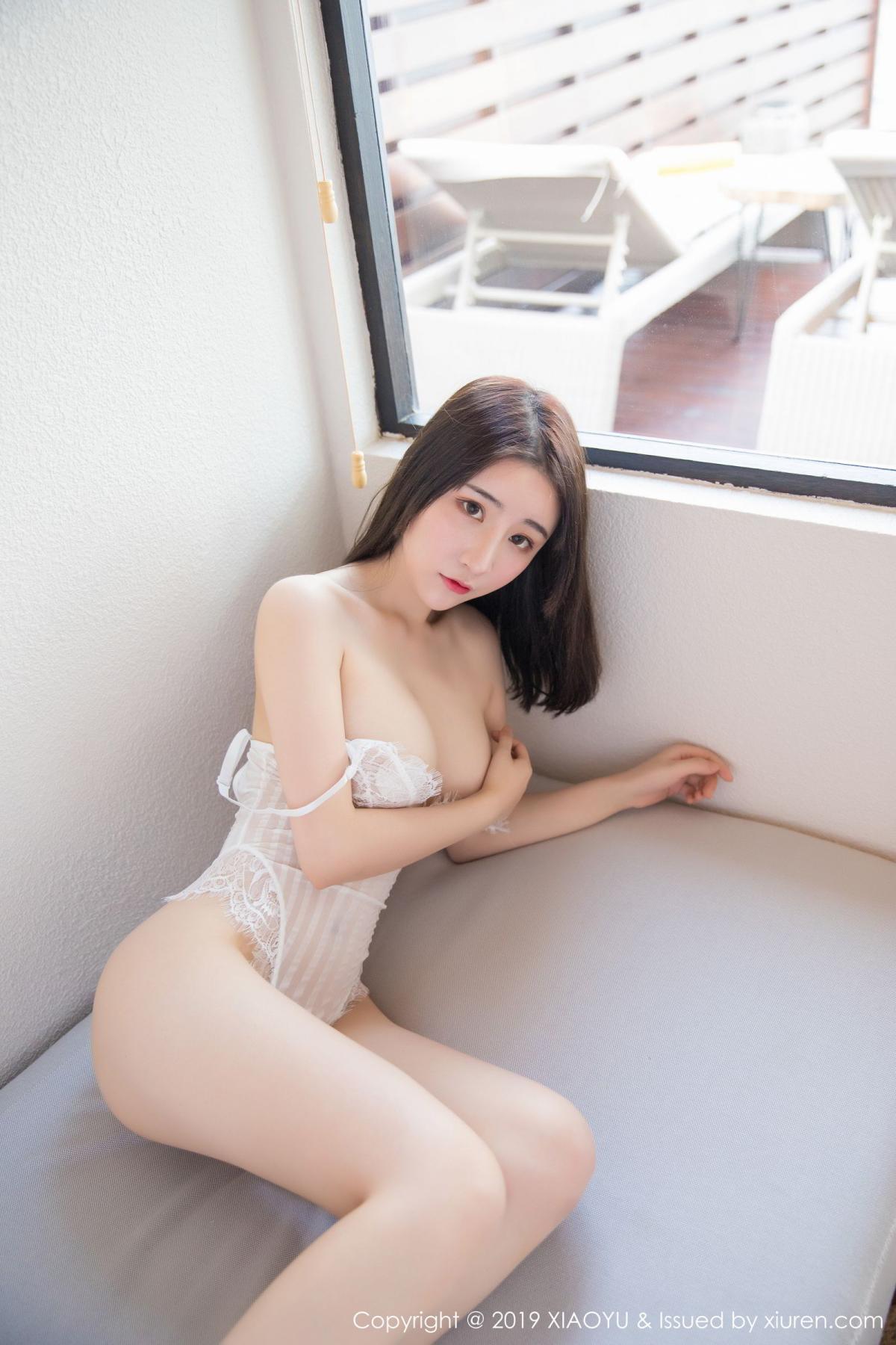[XiaoYu] Vol.147 Xie Zhi Xin 18P, Bathroom, Big Booty, Wet, XiaoYu, Xie Zhi Xin
