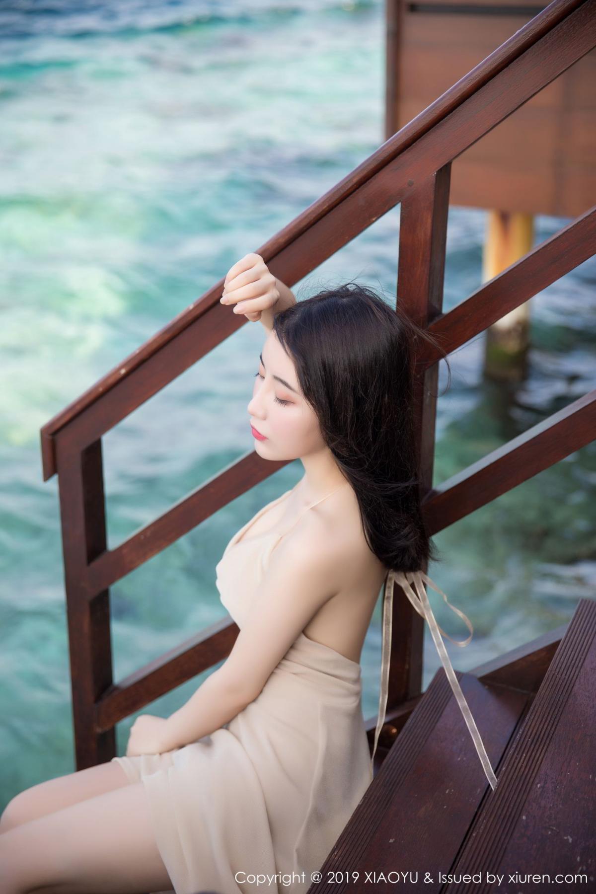 [XiaoYu] Vol.147 Xie Zhi Xin 2P, Bathroom, Big Booty, Wet, XiaoYu, Xie Zhi Xin