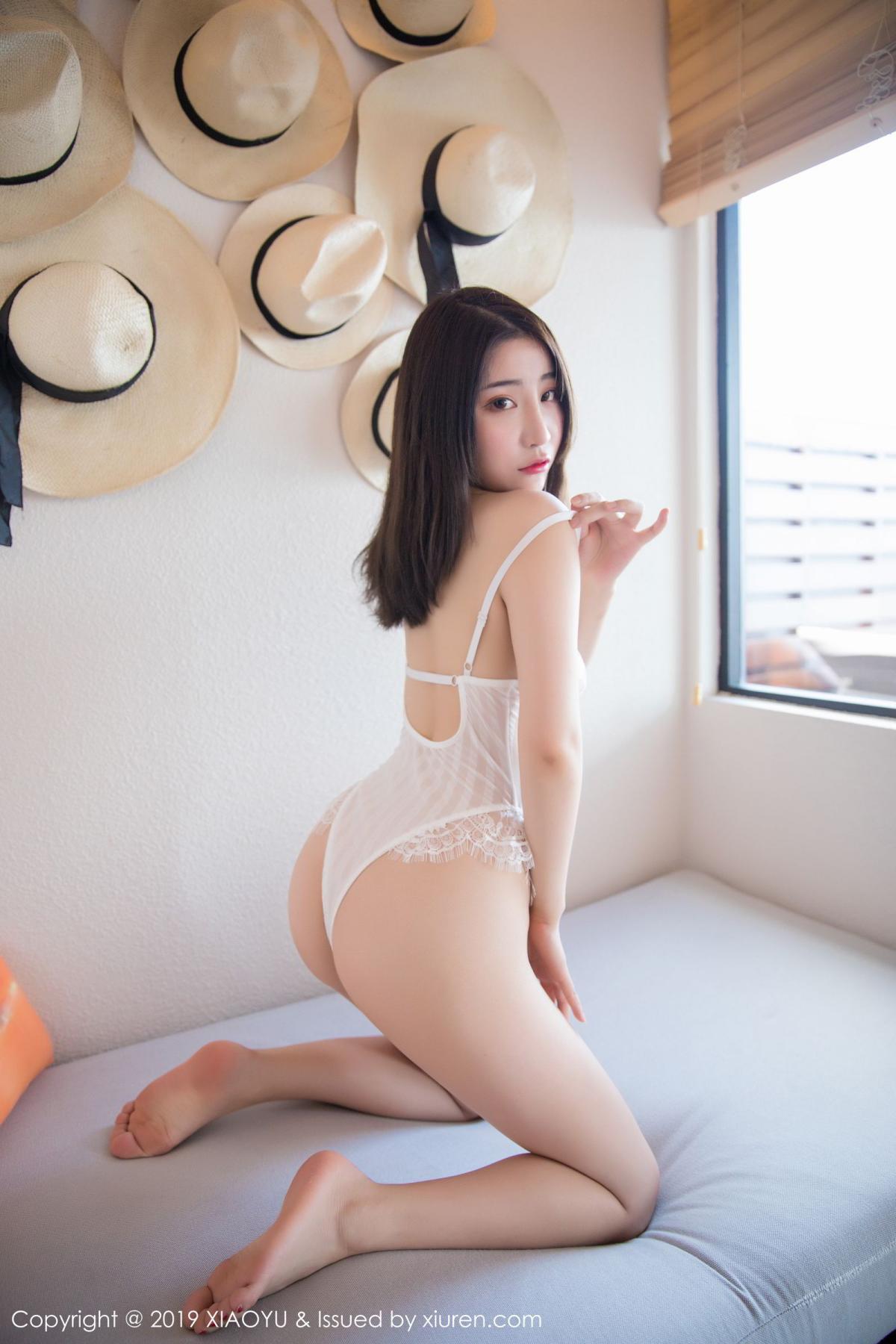 [XiaoYu] Vol.147 Xie Zhi Xin 4P, Bathroom, Big Booty, Wet, XiaoYu, Xie Zhi Xin