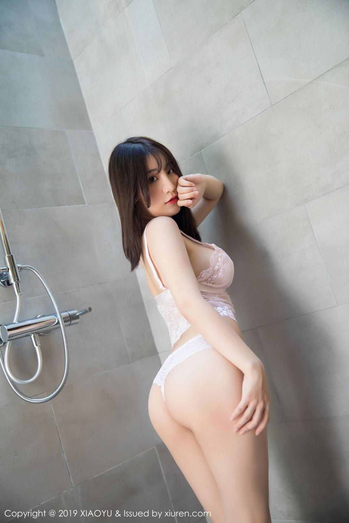 [XiaoYu] Vol.147 Xie Zhi Xin 55P, Bathroom, Big Booty, Wet, XiaoYu, Xie Zhi Xin