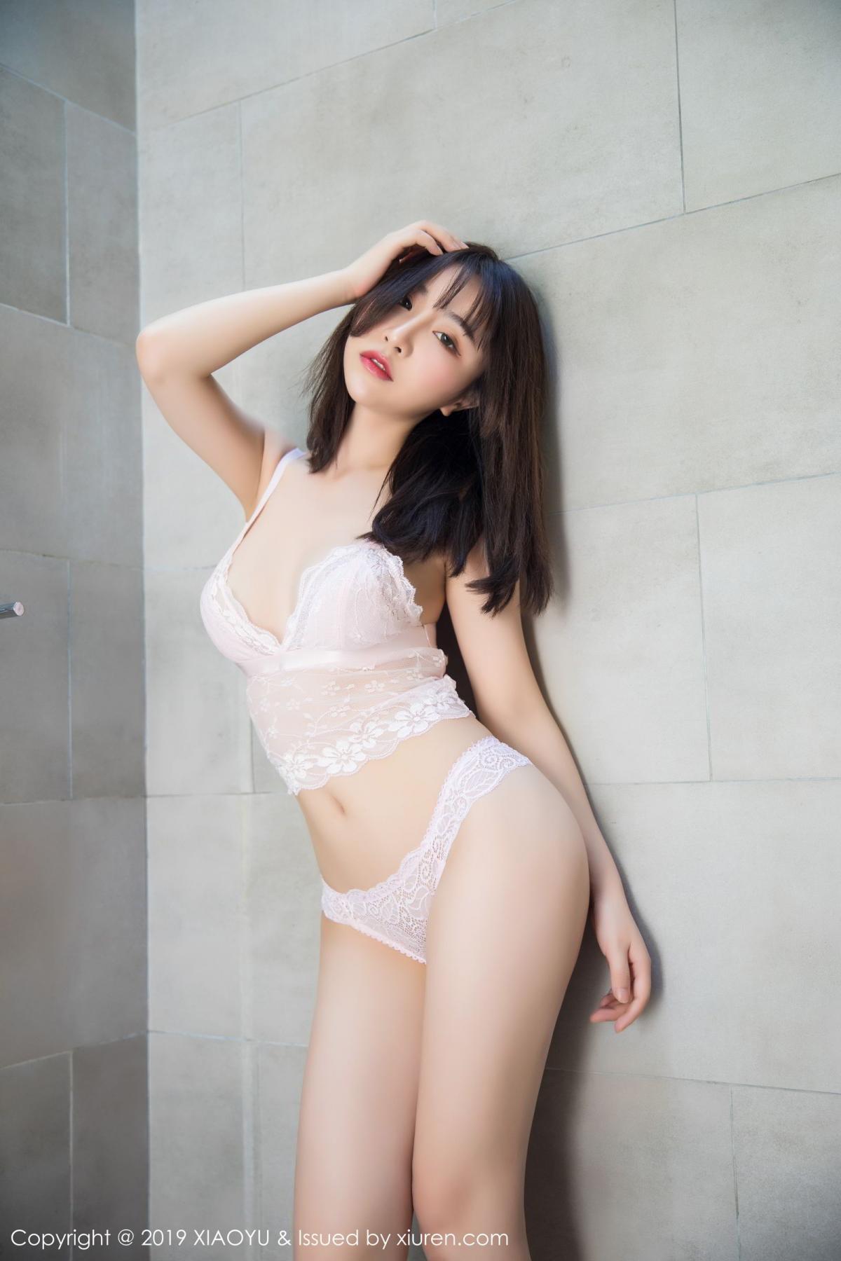 [XiaoYu] Vol.147 Xie Zhi Xin 58P, Bathroom, Big Booty, Wet, XiaoYu, Xie Zhi Xin