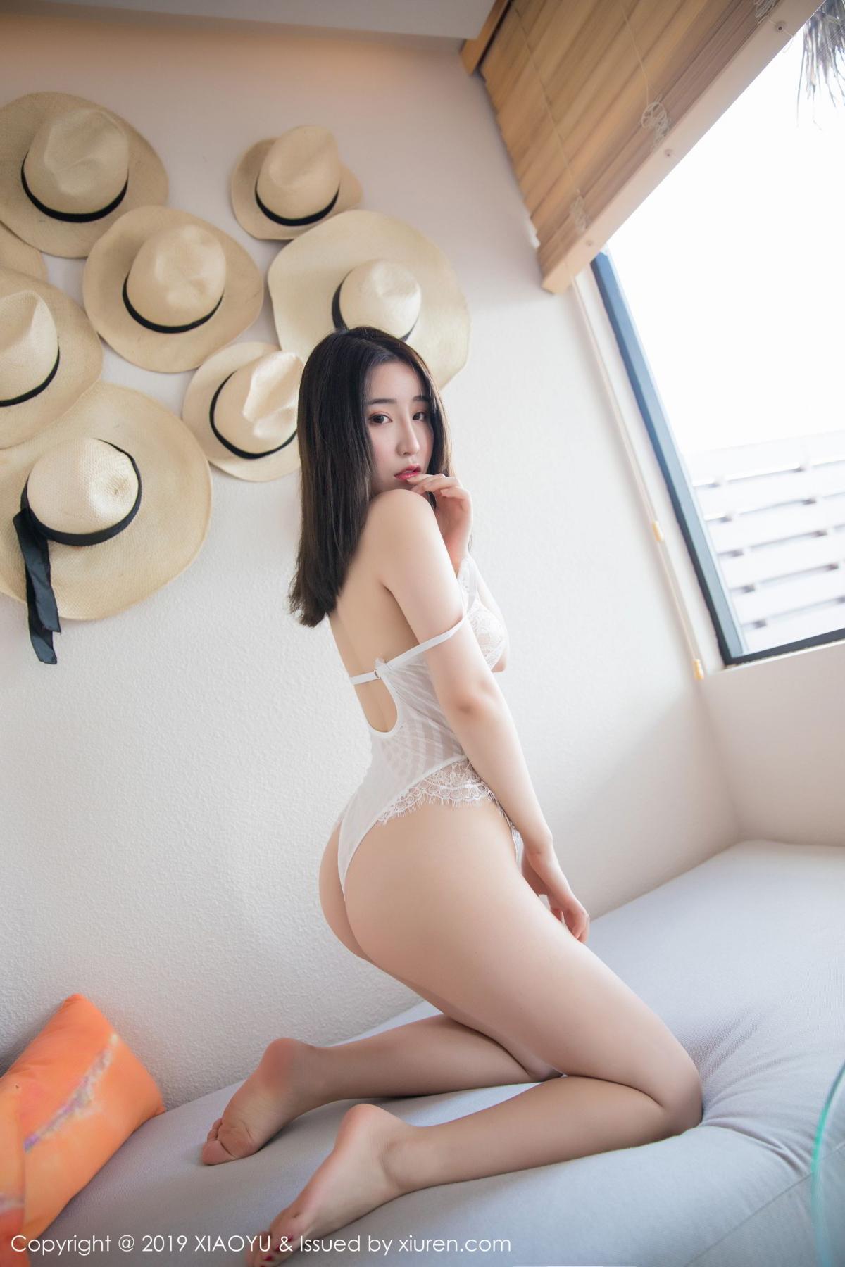 [XiaoYu] Vol.147 Xie Zhi Xin 5P, Bathroom, Big Booty, Wet, XiaoYu, Xie Zhi Xin