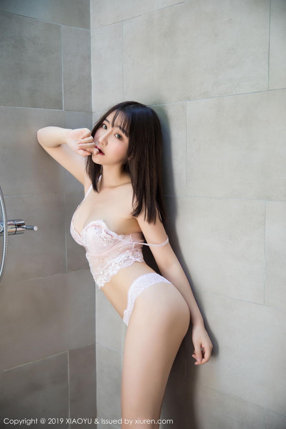[XiaoYu] Vol.147 Xie Zhi Xin 61P, Bathroom, Big Booty, Wet, XiaoYu, Xie Zhi Xin