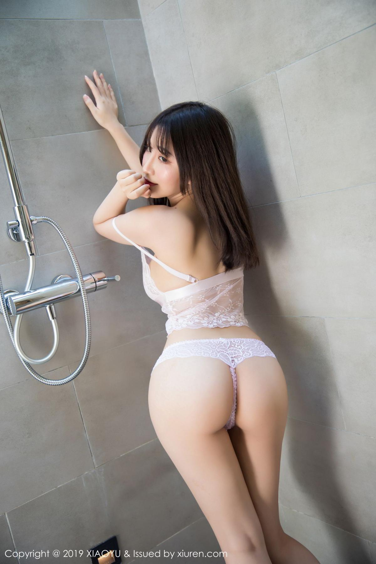 [XiaoYu] Vol.147 Xie Zhi Xin 62P, Bathroom, Big Booty, Wet, XiaoYu, Xie Zhi Xin